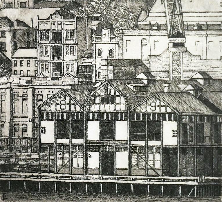 Wharf 8, Sydney