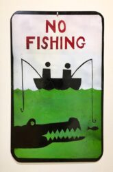 No fishing