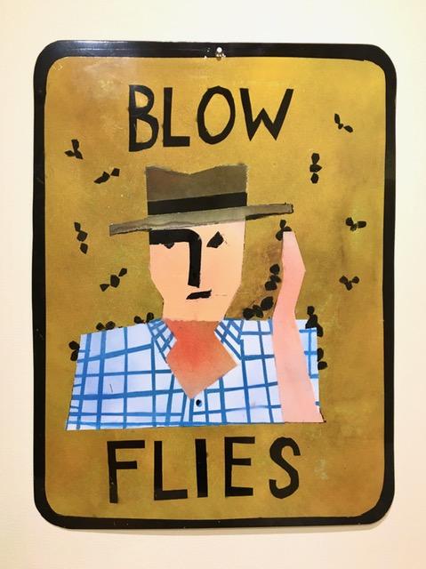Blow flies