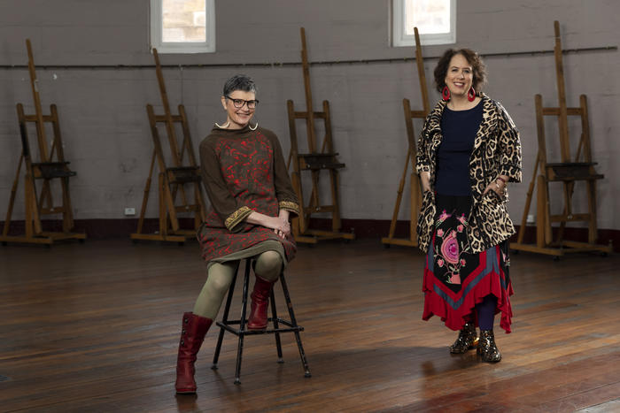 Maryanne Coutts – 'Life Drawing Live' on SBS