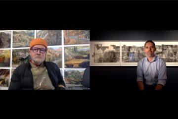 Raymond Arnold in Conversation with Mornington Peninsula Regional Gallery