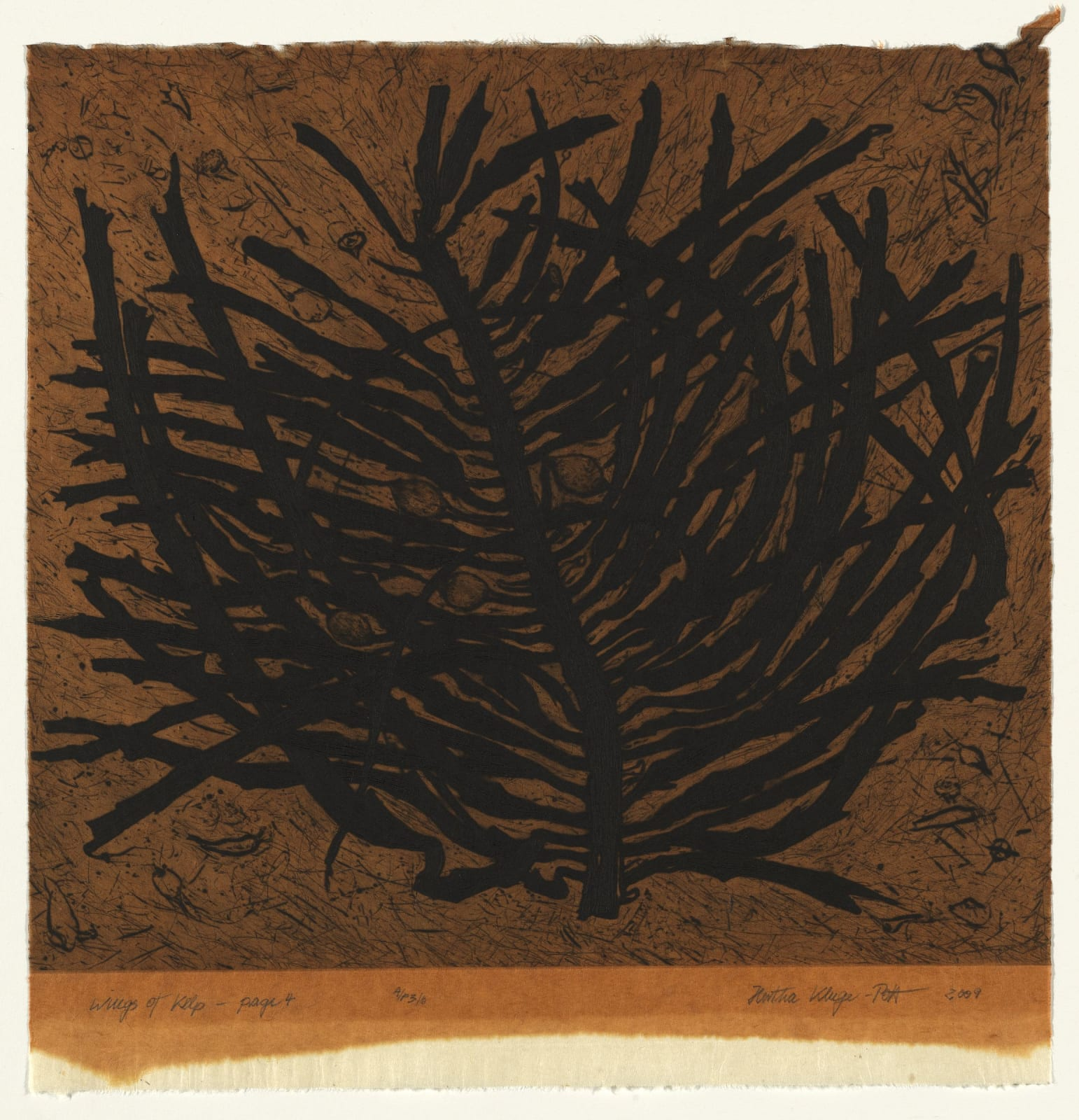 Marking Out the Territory: Six Australian Printmakers