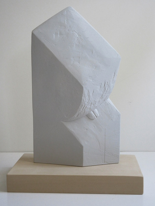 Early Sculpture Maquette (2nd State)