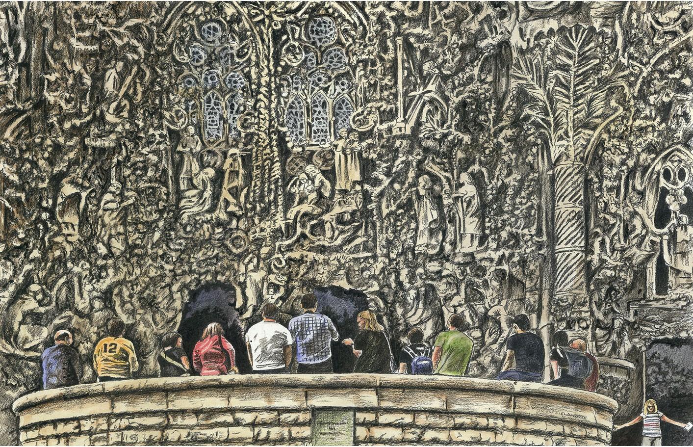 """The Twelve Apostles"" – Sagrada Familia,  Barcelona"