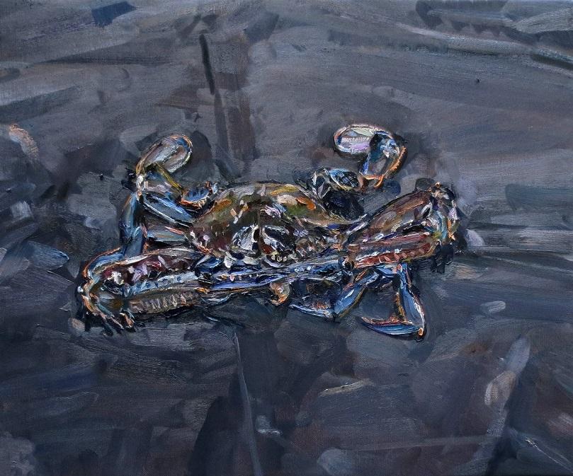 Large crab