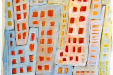 Marina Strocchi 'New York New Work' at Araluen Arts Centre