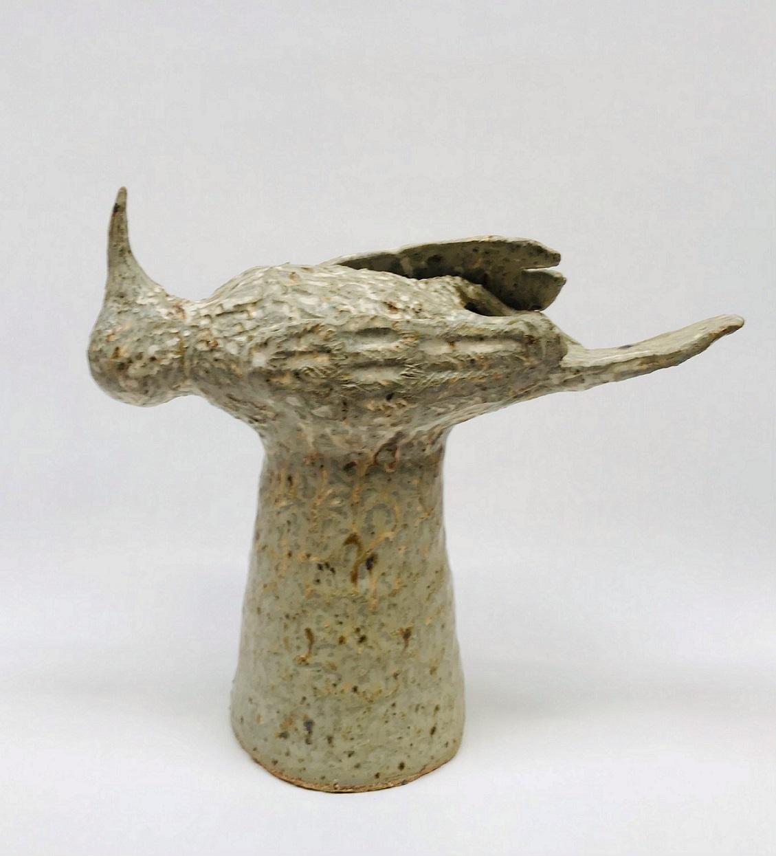 Post mortem wattlebird