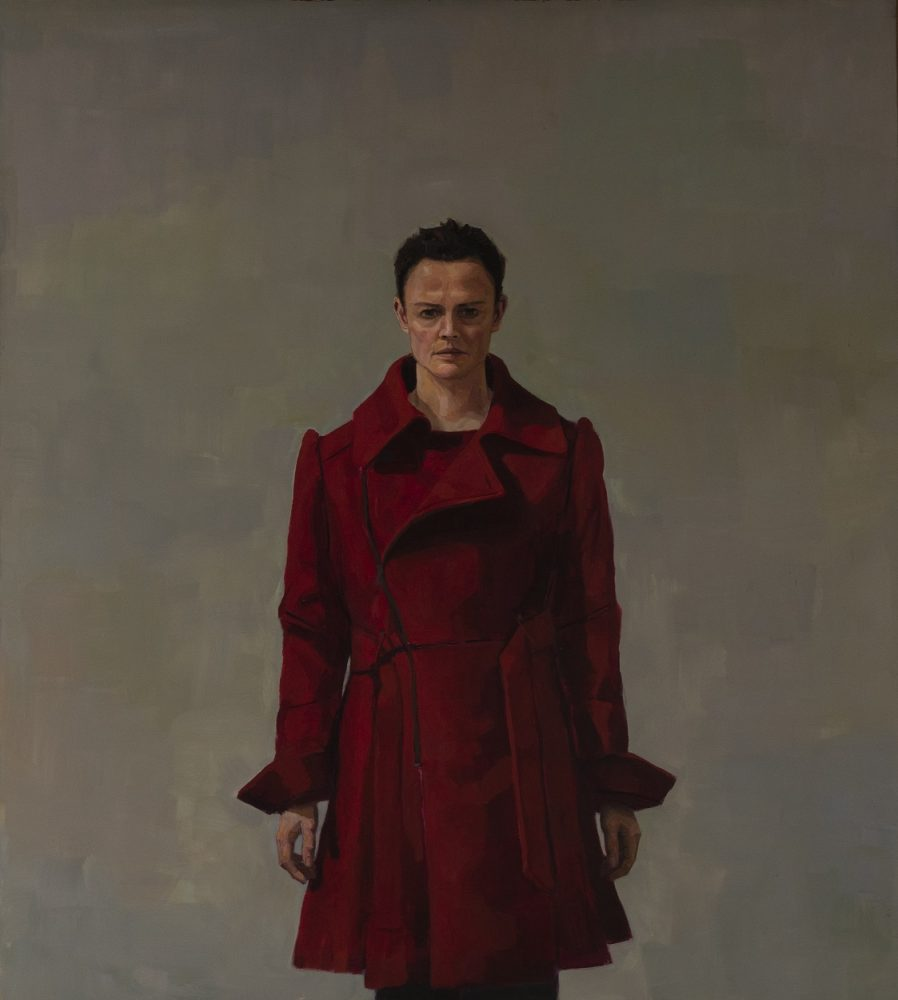 Bound by the big red coat