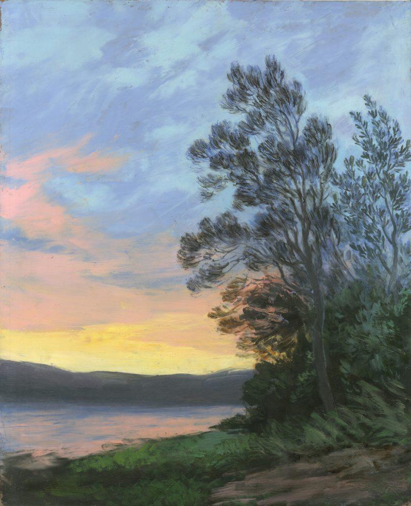 Sunset, Careel Bay