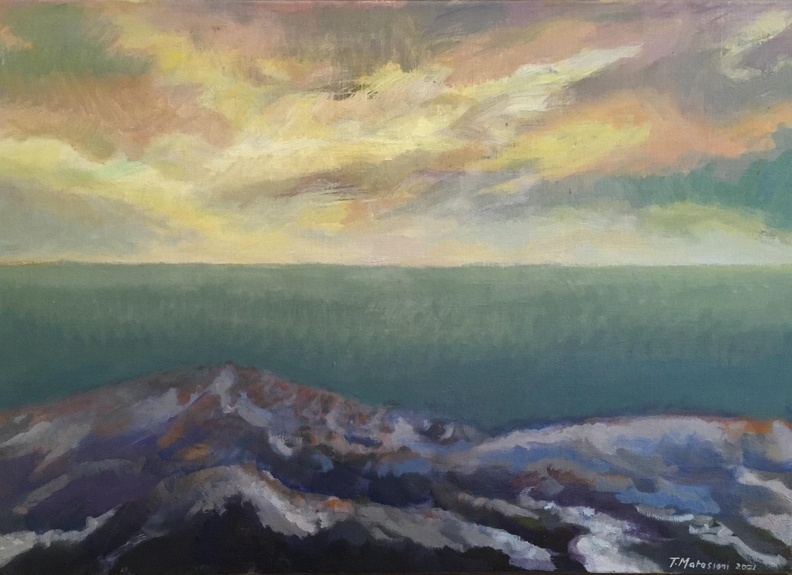 Sea at Phillip Island