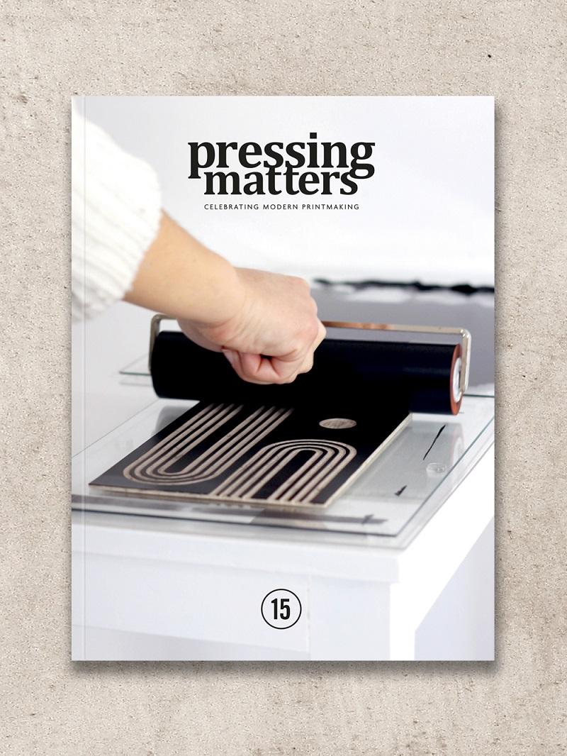 Pressing Matters Magazine – Danielle Creenaune