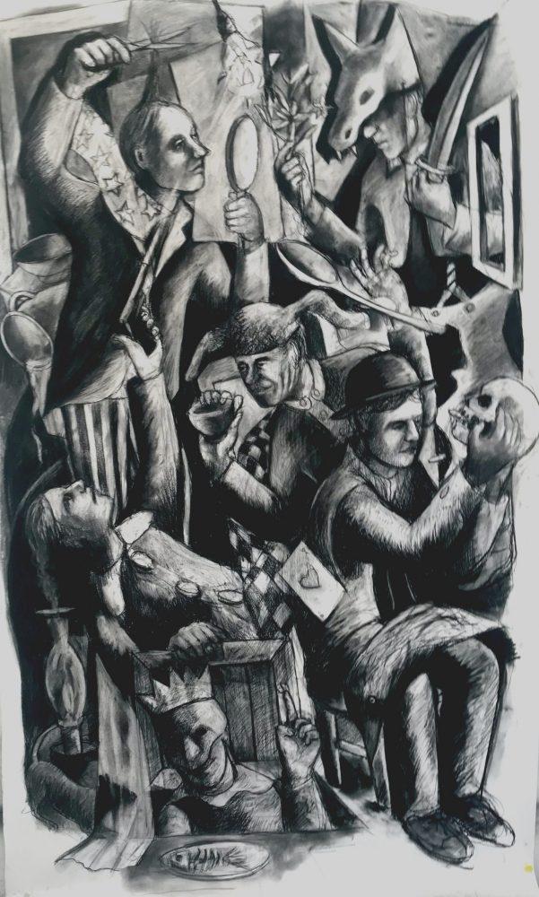 Andrew Antoniou – Finalist in the 2021 KAAF Art Prize