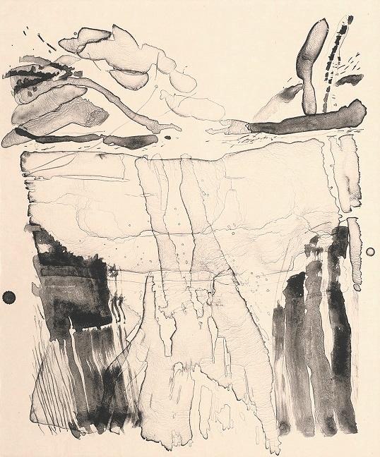 Danielle Creenaune Elected Member of the Royal Society of Painter-Printmakers UK