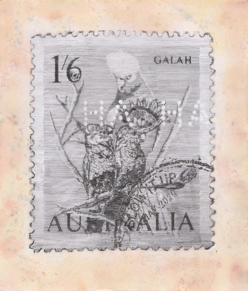 endangered species stamp series HA HA