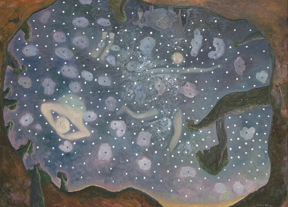 William Robinson – 'Nocturne' at William Robinson Gallery, QUT