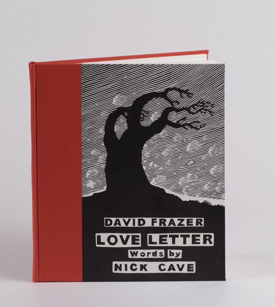 David Frazer – Love Letter artist book