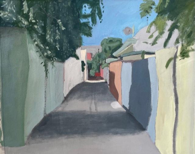 Abbotsford lane