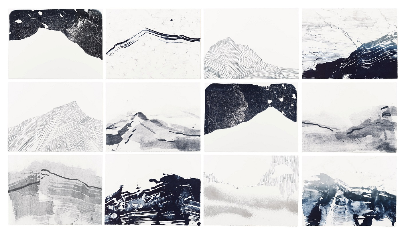 Danielle Creenaune, Martin King and Stephanie Monteith- Hazelhurst Art on Paper Award 2021