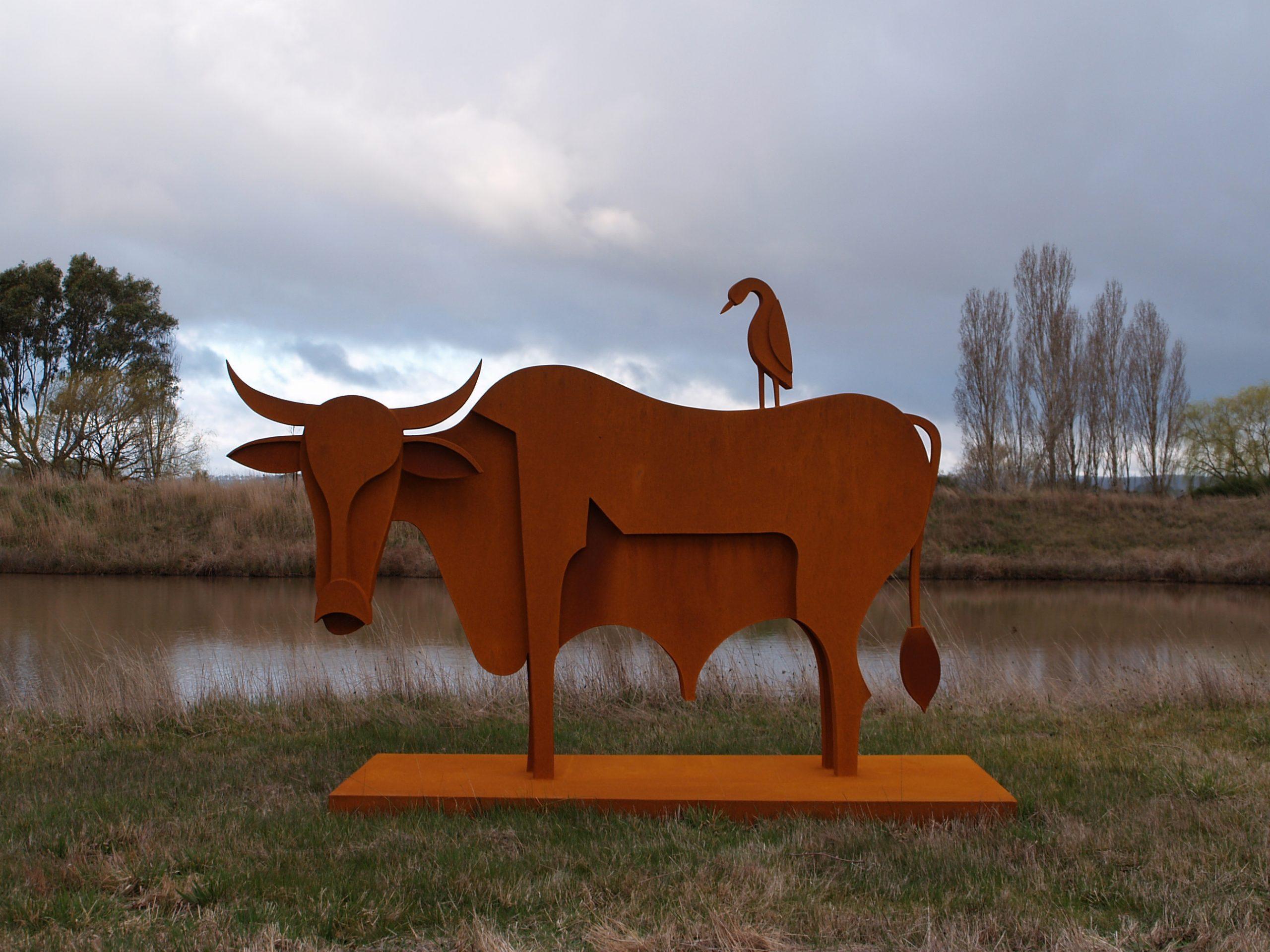 Jimmy Rix – Sculpture on the Farm 2021