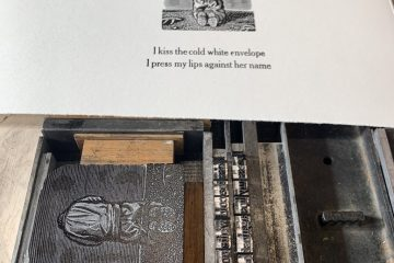 David Frazer – 'The artist turning Nick Cave songs into wood engravings', Sydney Morning Herald