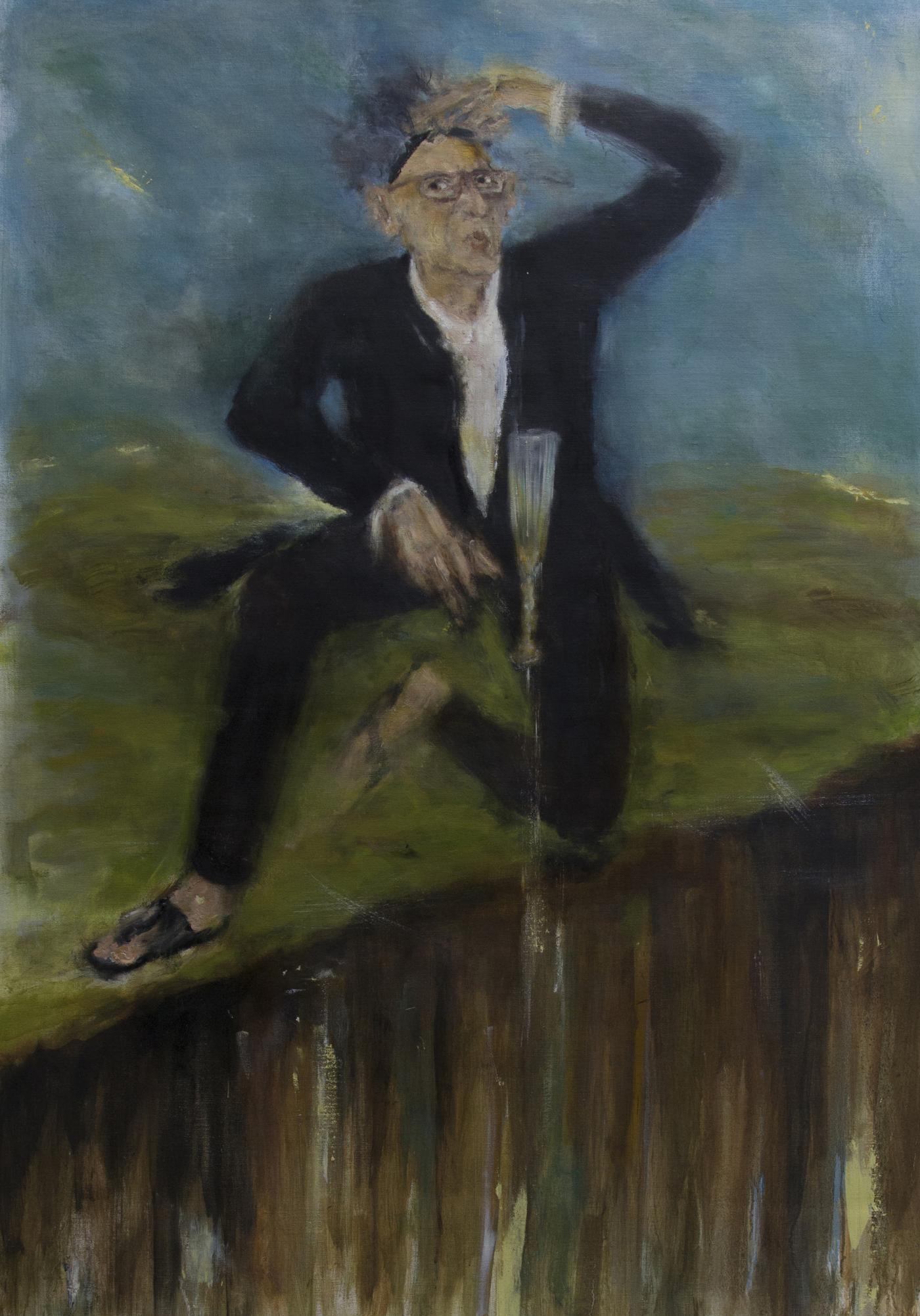 Graeme Drendel, Martin King, Lewis Miller, Paul S. Miller and Rodney Pople – 2021 Doug Moran National Portrait Prize Semi-Finalists